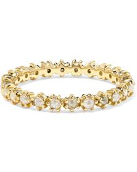 Melissa Joy Manning - 18-karat Gold Diamond Ring - Lyst