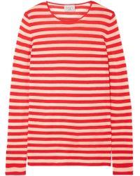 Jason Wu - Striped Wool Sweater - Lyst