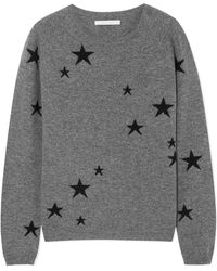 Chinti & Parker - Star Cashmere Sweater - Lyst