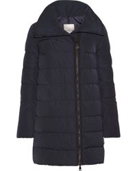 Moncler - Lobelia Quilted Shell Down Coat - Lyst