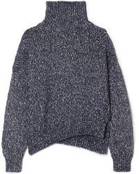 Vanessa Bruno - Jason Cotton-blend Turtleneck Sweater - Lyst