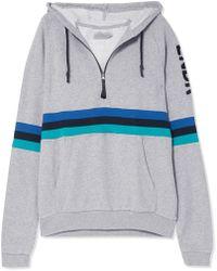 LNDR | Antics Cotton-jersey Hooded Top | Lyst