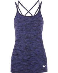 Nike - Dri-fit Stretch Tank - Lyst