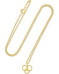 Buccellati - Hawaii 18-karat Gold Necklace - Lyst