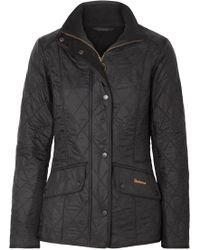 Barbour - Calvary Quilted Shell Jacket - Lyst