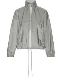Prada - Hooded Shell Jacket - Lyst