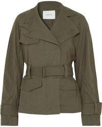 74a74a5673ef Lyst - Women s Vince Casual jackets On Sale