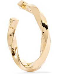 Maria Black - Martinus Gold-tone Hoop Earring - Lyst