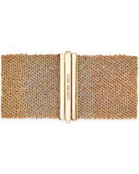 Carolina Bucci - 18-karat Yellow, White And Rose Gold Bracelet - Lyst