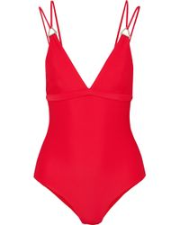 Dion Lee - Tri Lock Swimsuit - Lyst
