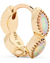 Maria Tash - Eternity 14-karat Gold Opal Earring - Lyst