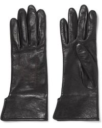 Agnelle - Leather Gloves - Lyst