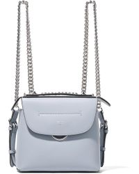 Fendi - Back To School Mini Leather Backpack - Lyst