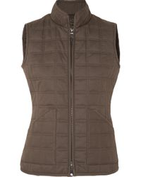 James Purdey & Sons - Quilted Cotton Vest - Lyst
