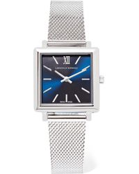 Larsson & Jennings - Norse Stainless Steel Watch - Lyst