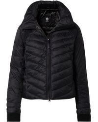 Canada Goose - Hybridge Base Hooded Quilted Shell Down Jacket - Lyst