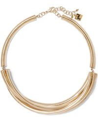 Rosantica - Passato Gold-tone Necklace Gold One Size - Lyst