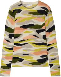 Equipment - Shane Crew-neck Jumper - Lyst