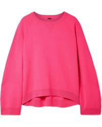 Adam Lippes - Oversized Merino Wool Sweater - Lyst