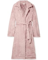 Skin - Yvette Faux Fur Robe - Lyst