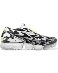 Nike - Air Vapormax Moc 2 Printed Flyknit Trainers - Lyst