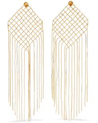 Rosantica - Aquilone Gold-plated Earrings - Lyst