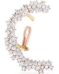 Ana Khouri - Marie 18-karat Gold Diamond Ear Cuff - Lyst