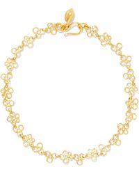 Pippa Small - Bracelet En Or 18 carats - Lyst