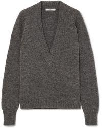 Tibi - Alpaca-blend Sweater - Lyst