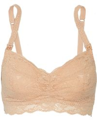 Cosabella - Never Say Never Mommie Stretch-lace Nursing Bra - Lyst