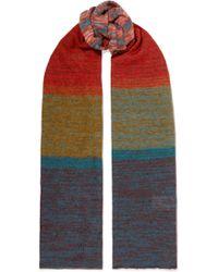 Missoni - Crochet-knit Scarf - Lyst