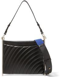 Chloé - Roy Quilted Leather Shoulder Bag - Lyst