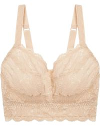 Cosabella - Never Say Never Curvy Sweetie Stretch-lace Soft-cup Bra - Lyst