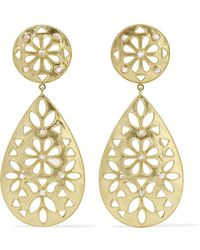 Amrapali - Shevanti 18-karat Gold Diamond Earrings - Lyst