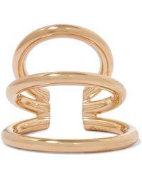 Saskia Diez - Gold-plated Ear Cuff - Lyst
