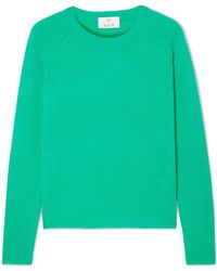 Allude - Cashmere Sweater - Lyst