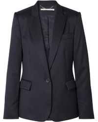 Stella McCartney - Ingrid Wool Blazer - Lyst