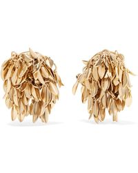 Rosantica - Stella Gold-tone Clip Earrings - Lyst
