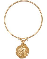 Alighieri - Bracelet En Plaqué Or The Fortune Charm - Lyst