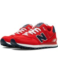 New Balance - 574 Pique Polo Pack - Lyst