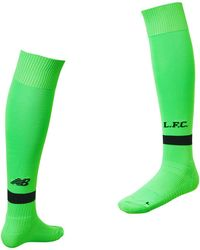New Balance - Lfc Away Gk Sock - Lyst