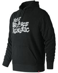 New Balance - NB Numeric High Stakes Hoodie - Lyst
