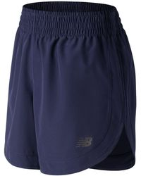New Balance - Accelerate 5 Inch Short - Lyst