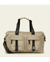 New Look - Stone Utility Holdall Bag - Lyst