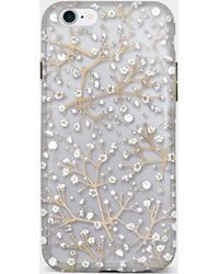 Nicole Miller - Floral Iphone 7 Case - Lyst