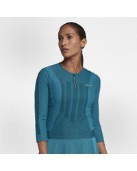 Nike - Court Zonal Cooling Slam Women's Tennis Top - Lyst