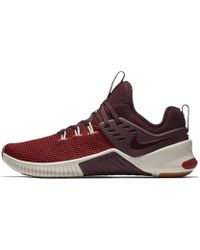4400bb47003 Nike Free X Metcon Gym cross Training Shoe in Gray for Men - Lyst