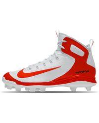 2ba96c93afc4a Lyst - Nike Air Huarache 2k Filth Mid Mcs Id Men s Baseball Cleat in ...