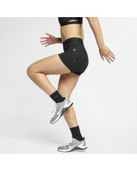 Nike - Pro Metallic-Shorts für Damen (ca. 13 cm) - Lyst