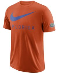 2b85f46c2fc1 Lyst - Nike College Dri-fit Football Icon (florida State) Men s T ...